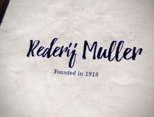 Trailer Muller Dordrecht 100 jaar