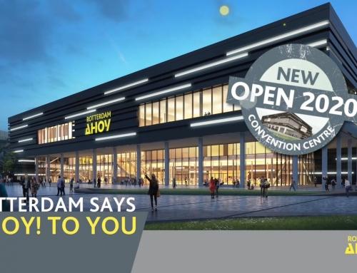 Impressievideo Ahoy Rotterdam – Open2020