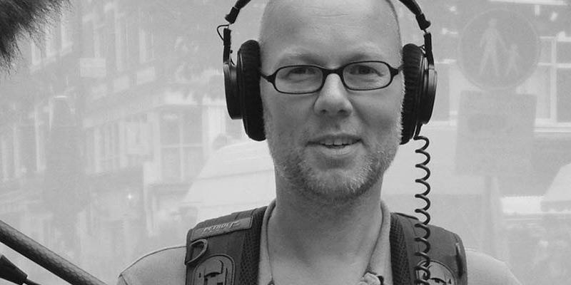 Olivier Nijs - Ervaren geluidsman, Sounddesign specialist
