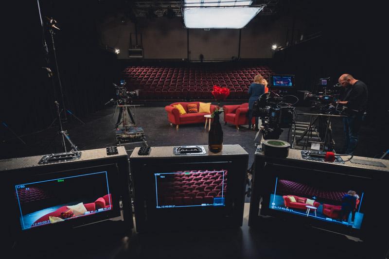 Impact campagne - opname studio Breda