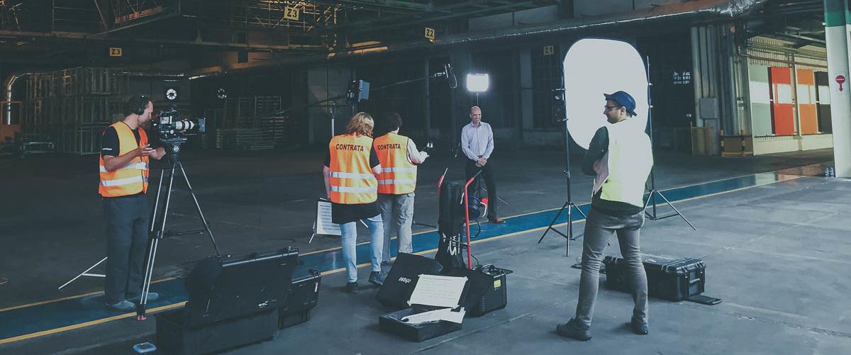 Bedrijfsfilm laten maken - Pasta media videoproducties