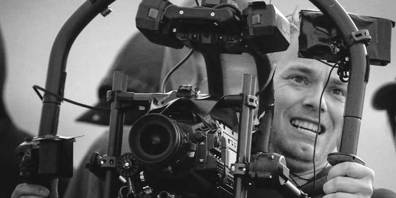 Ervaren camera videoproductie specialist Ben de Graaf