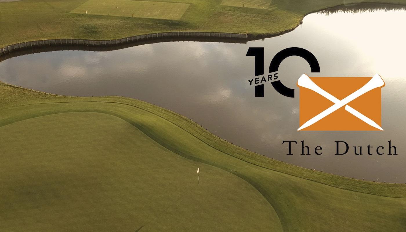 The Dutch 10 jaar - Corporate branding