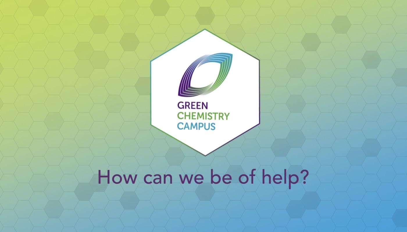 Animatie Green Chemistry Campus